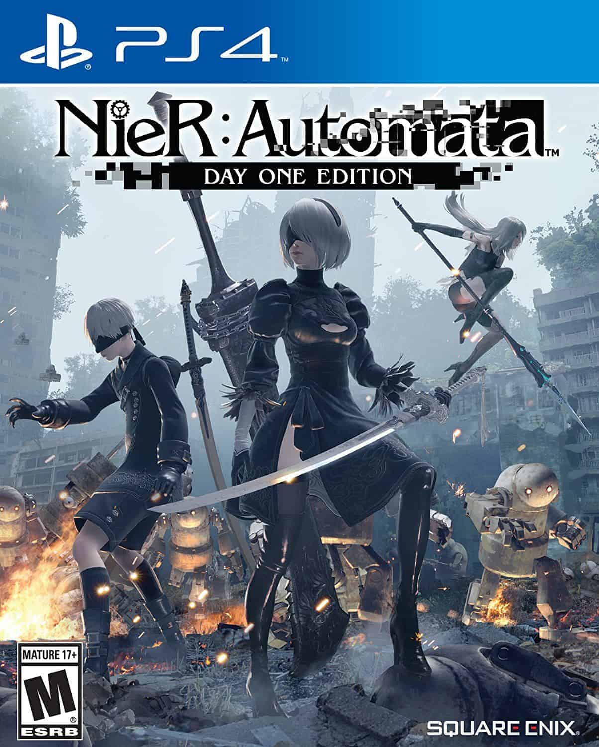 NieR: Automata cheapest ps4