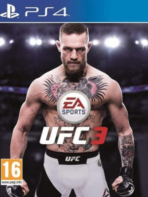 UFC 3 ps4 cheap