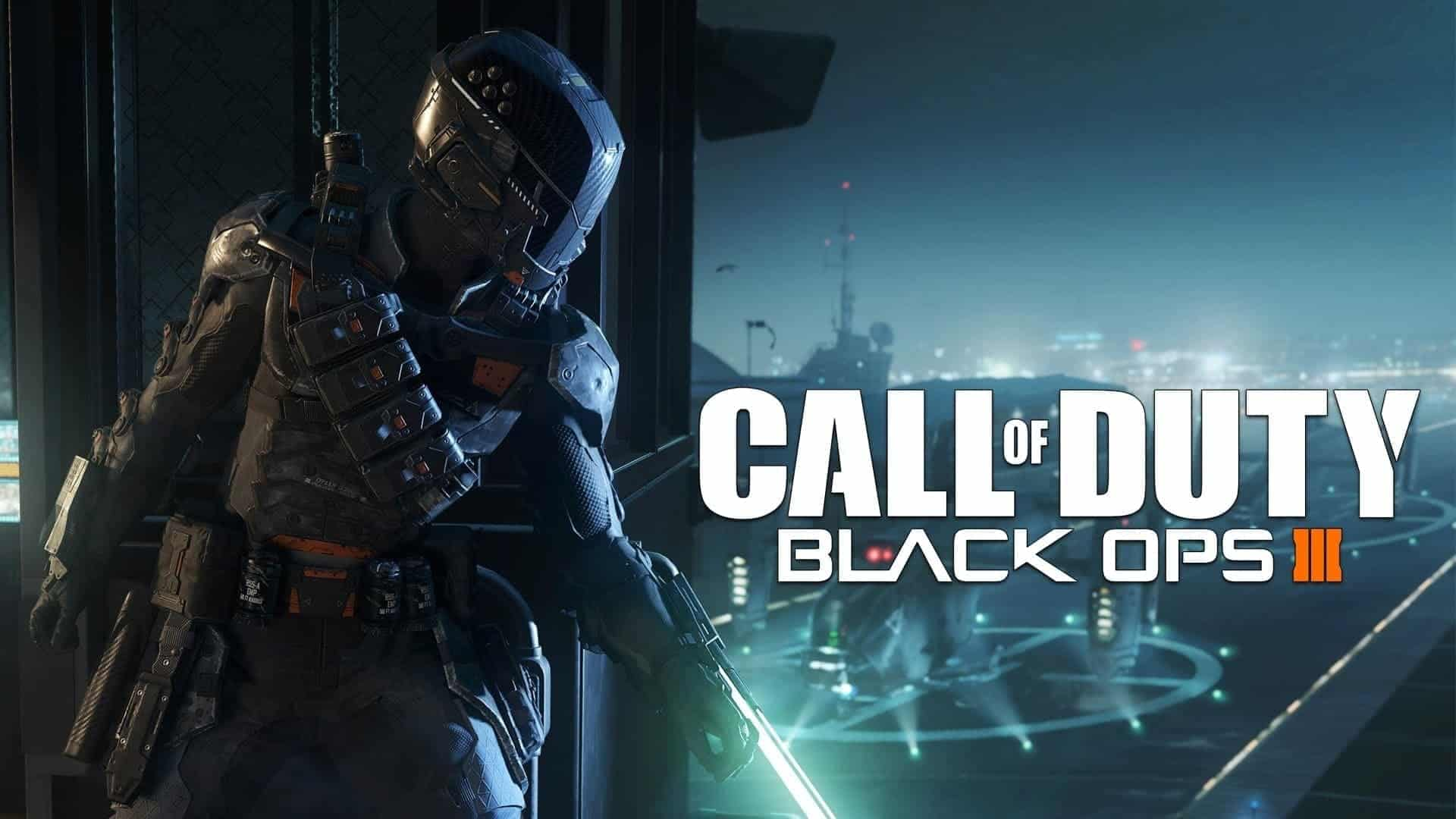 Baixe Black Ops 3 Live Wallpaper - Newoc